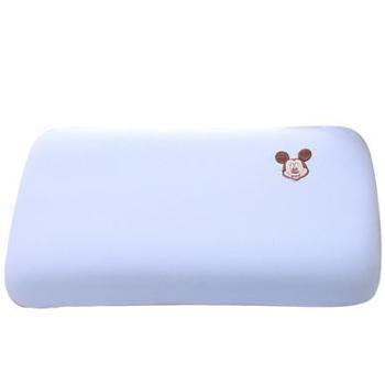 飞跃Disney/迪士尼儿童枕头针织面卡通枕套慢回弹记忆枕幼儿园午睡枕