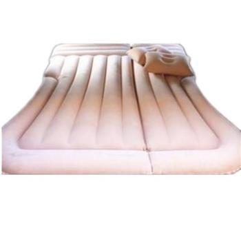 后备箱车载充气床车载床汽车后排SUV旅行便携气垫床植绒充气床垫