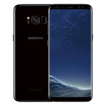 三星(SAMSUNG)Galaxy S8(SM-G9500)4GB 64GB版 全网通 移动联通电信4G手机 双卡双待