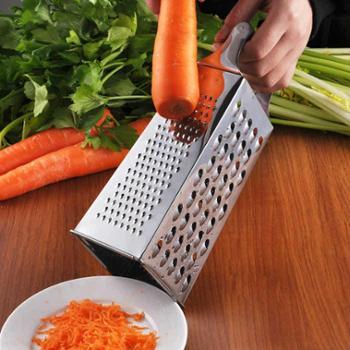 【陕西晟木电子】格格家不锈钢多功能切菜器瓜刨蔬果刨丝器 土豆丝切丝器切片器