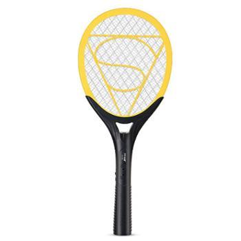 【陕西晟木电子】久量电蚊拍电池充电式家用超强蚊子拍灭蚊拍苍蝇拍电纹拍强力