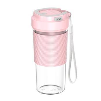 奥克斯榨汁机家用水果小型便携式榨汁杯摩电动充电迷你炸果汁机