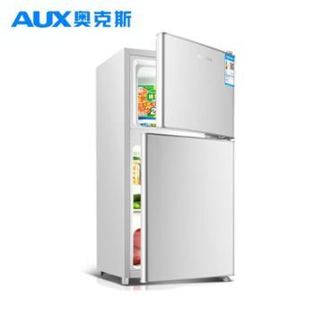 AUX/奥克斯 BCD-102AC双门式冷冻电冰箱宿舍
