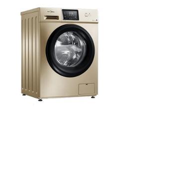美的 MG100V31DG5滚筒洗衣机全自动家用10公斤kg变频静音婴儿服洗
