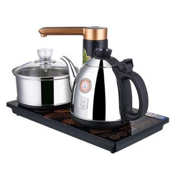 金灶 K9 全自动上水电热水壶烧水壶保温一体煮水壶电茶炉茶具家用