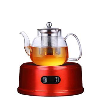 中驰电陶炉茶炉家用电热煮茶炉迷你蒸茶器烧水炉保温功夫茶泡茶炉