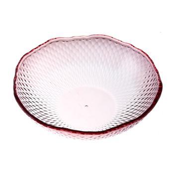 塑料家用干果盘创意客厅茶几现代简约水果盘瓜子盘糖果盘零食北欧