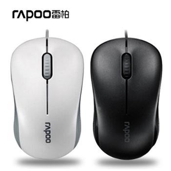 Rapoo雷柏N1130游戏鼠标迷你笔记本电脑USB商务办公鼠标