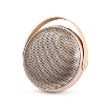 创意新款私模无线金属礼品便携式蓝牙音箱