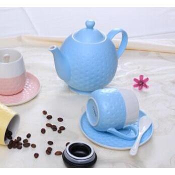 【CODA】 蔻达优雅圆点茶具套装D1053