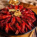 秘之醉 风味小龙虾800g 1两大小 净虾1斤 8只~11只 滋味龙虾拌面 麻辣味