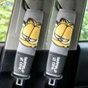 汽车安全带护套卡通护肩套车用内饰装饰用品加长保险带套一对装
