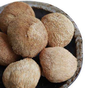 麦巴夫丨猴头菇蘑菇菌干货天然野外种植猴头菇150g