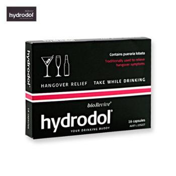 澳洲hydrodol解酒片16片 酒醒酒药解酒药 2020年7月到期