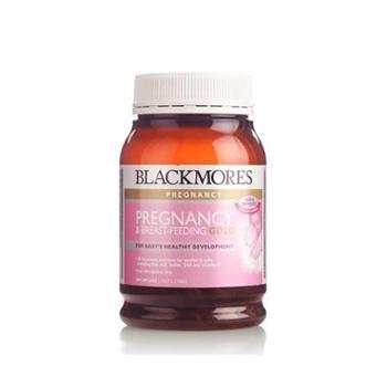 Blackmores澳佳宝孕妇黄金营养素含叶酸DHA备孕孕期哺乳黄金素180粒2020年8月