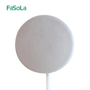 FaSoLa电风扇罩子防尘罩落地式家用布艺电扇套子全包吊扇保护罩