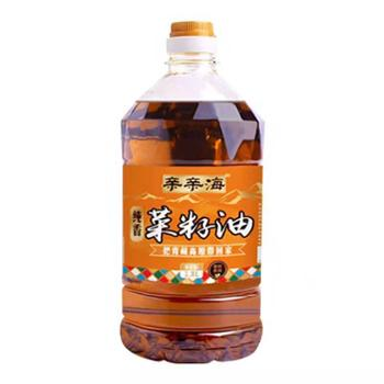 亲亲海 纯香菜籽油 1.8L