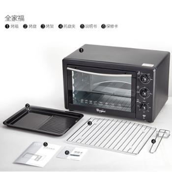 惠而浦电烤箱 WTO-SP301G