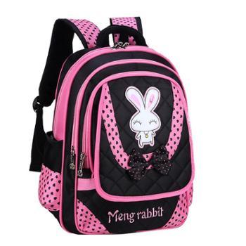 韩版可爱书包小学生女儿童双肩包1-3-6年级帆布书包