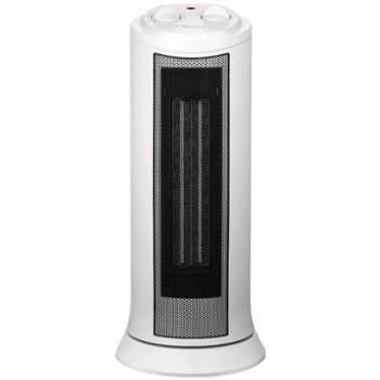 美的NTH20-17LW塔式摇头电暖气取暖器立式速热暖风机节能电暖器