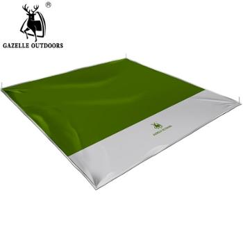 户外用品野营帐篷地席2米×2米牛津布防水底布