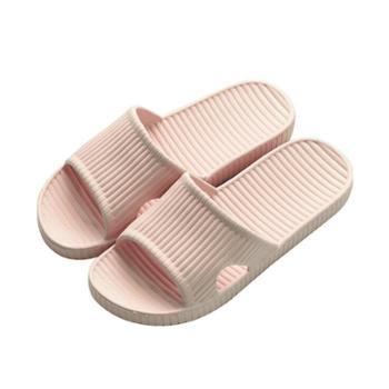 安尚芬简约居家防滑浴室凉拖鞋