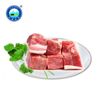 青藏游牧新鲜现杀现卖藏系羊肉天然草场散养羊肉羊腿羊排2斤