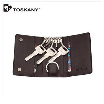 TOSKANY托斯卡尼TL66307牛皮钥匙包