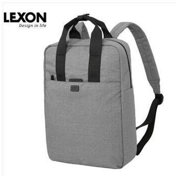 乐上(LEXON) 电脑包 男女款14英寸笔记本商务双肩包 时尚休闲背包ONE系