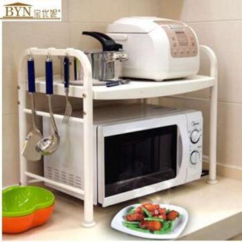 宝优妮 DQ1210-C厨房微波炉架子置物架