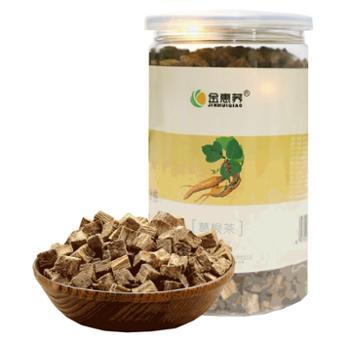 【金惠荞】硒谷葛根茶250g罐装