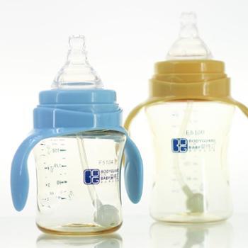 婴侍卫宽口径PES奶瓶 (180毫升/6安士)F510A