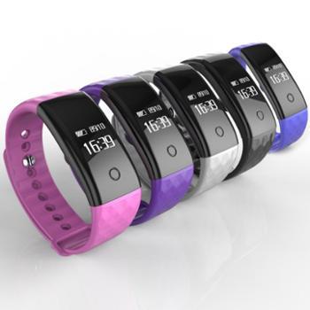 迅智M91手环-智能血压动态心率计步卡路里蓝牙手环