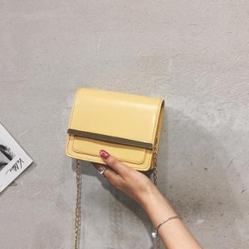 高级感小包包女2019新款潮韩版百搭少女单肩小方包时尚洋气斜跨包