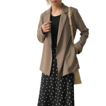 小香盯休闲西装外套女韩版薄款小西装上衣805