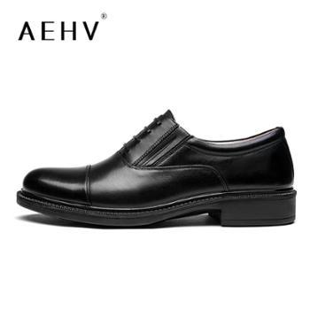 AEHV商务男鞋皮鞋正装鞋0167-18