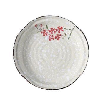 【7寸】日式家庭日料餐具套装 寿司陶瓷盘子创意菜盘家用个性早餐小碟子