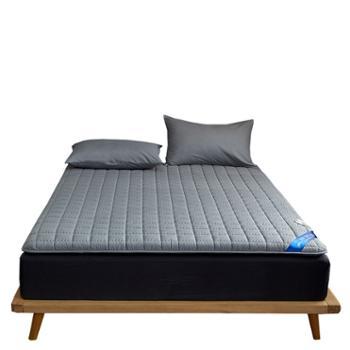 花蓉蓉磨毛抗菌床垫加厚软垫1.8米家用床垫褥子垫被1.5榻榻米垫子