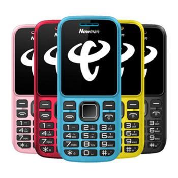 纽曼手机 电信直板按键 老人手机大字体 学生备用手机