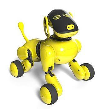 TBZ可旺AI智能仿生机器狗 益智儿童玩具 智能声控遥控对话走路唱歌跳舞讲故事 狗年春晚同款可爱的小狗