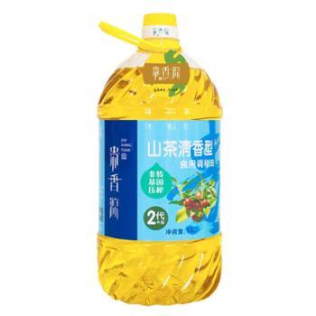 贵香源 山茶清香食用调和油5L