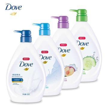 多芬Dove沐浴乳液深层滋养香型730g