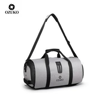 ozuko新款健身包定制行李背包西装收纳包运动大容量手提旅行包