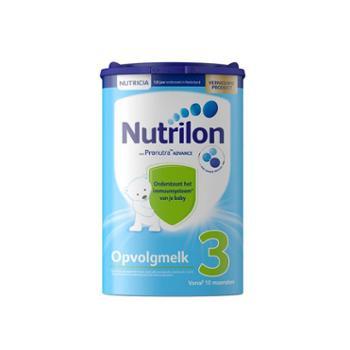 【保税仓】荷兰牛栏Nutrilon婴幼儿奶粉4段800克/罐(1岁以上)