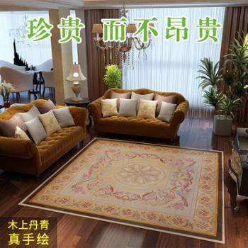 百年巧匠浪漫满屋高端实木复合拼花木地板多层私人会所别墅装饰地