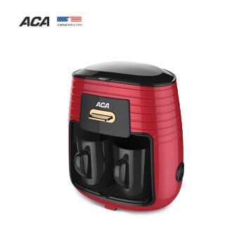 ACA咖啡茶饮机ALY-12KF05J一键操作