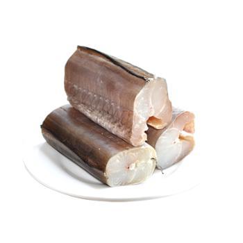 摩时渔鱼 渔家自制风味鳗鱼段2斤