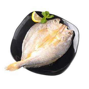 东海渔嫂 脱脂黄鱼鲞3条(300-400g/条)