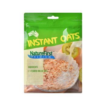 澳大利亚进口 NatureFirst 燕麦片即食燕麦片 500g