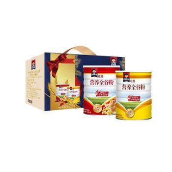 中国台湾 桂格营养全谷粉礼盒装 1.2kg